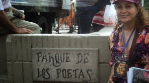 Jenny Cabrera Poeta Caleña