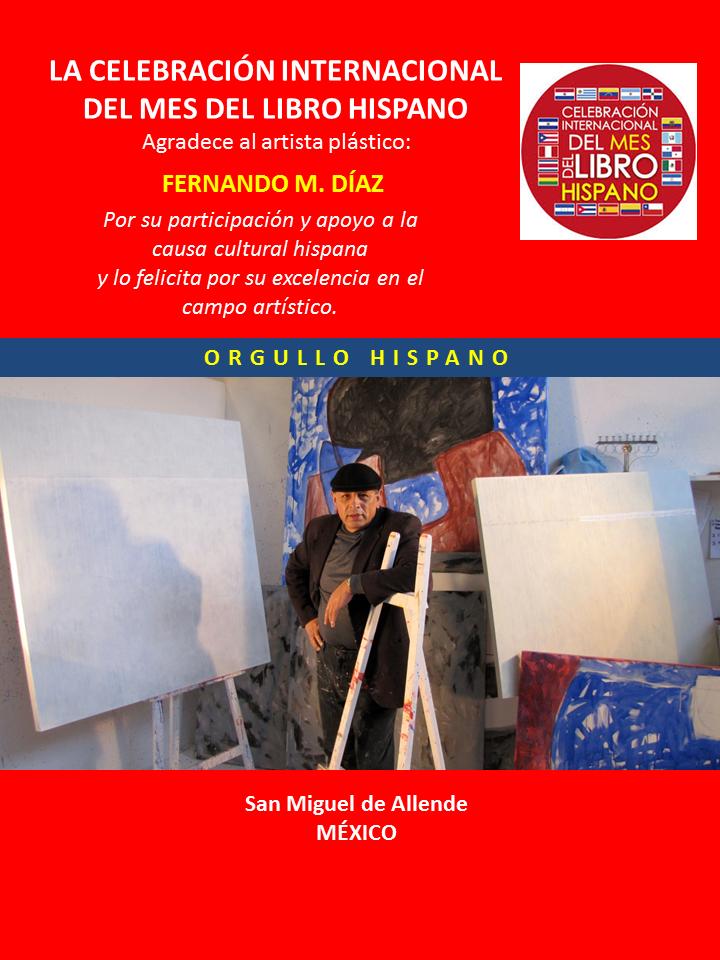 El Mes del Libro Hispano en San Miguel de Allende 2