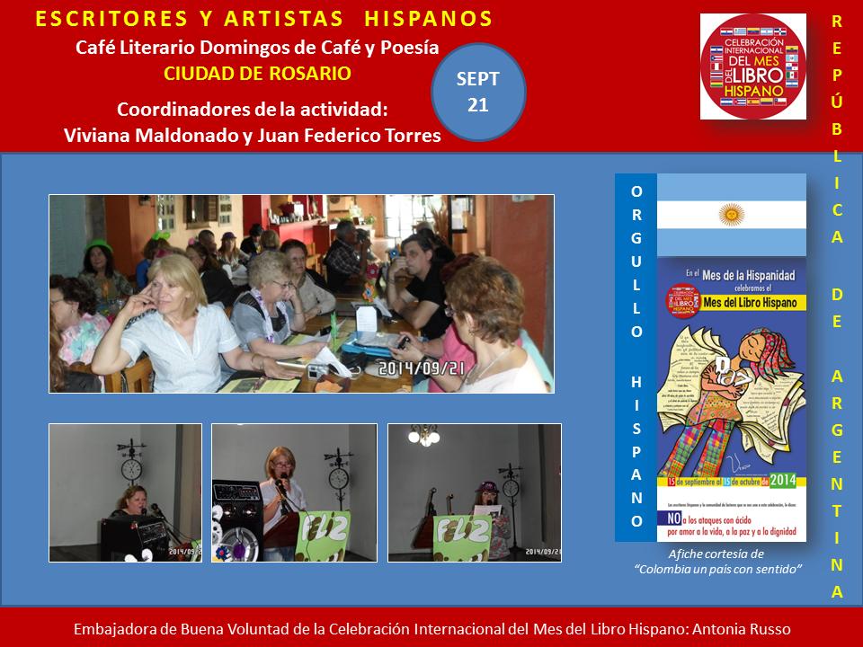 Mes del Libro Hispano Rosario Argentina (3)