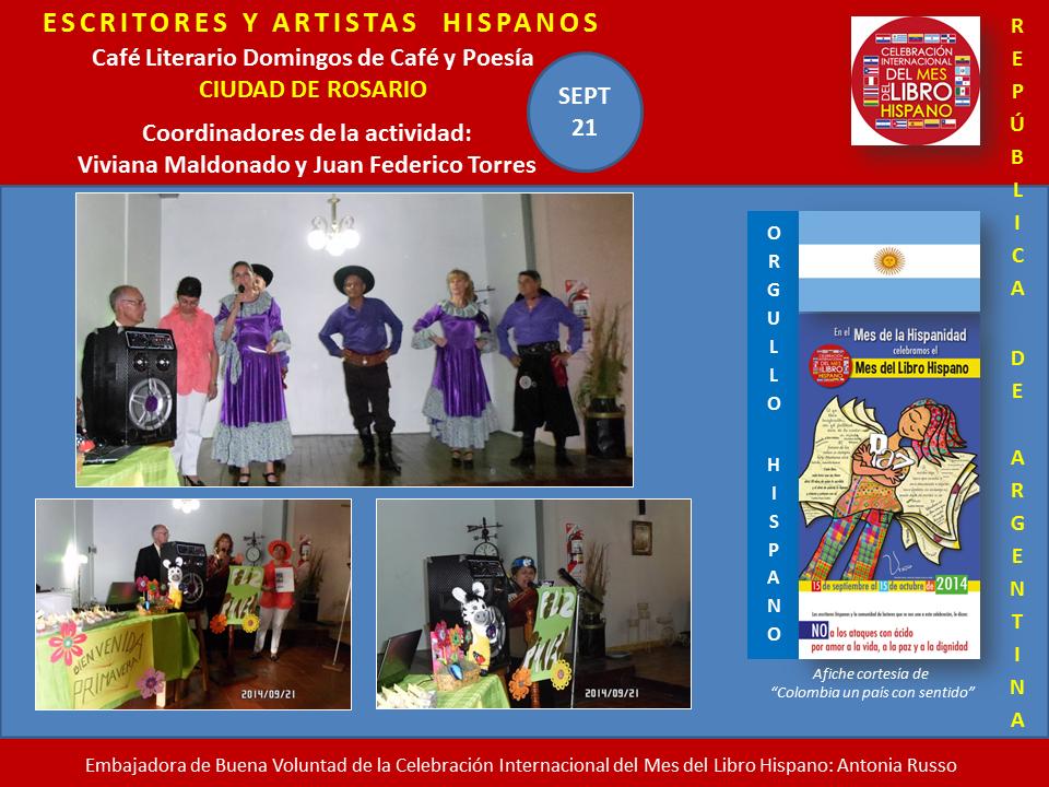 Mes del Libro Hispano Rosario Argentina (4)
