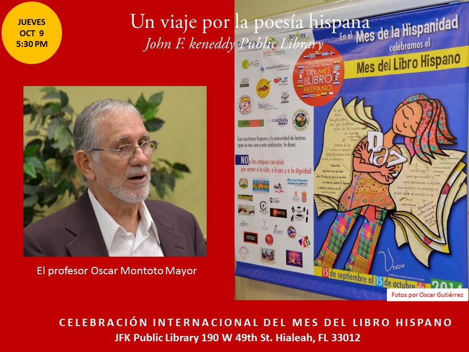 Homenaje a Poetas Hispanos en la JFK-  Mes del Libro Hispano (21)