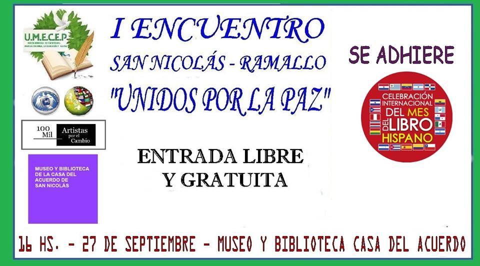 Logo evento San Nicolas