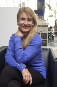 Ximena Rubio del Valle Embajadora Milibrohispano