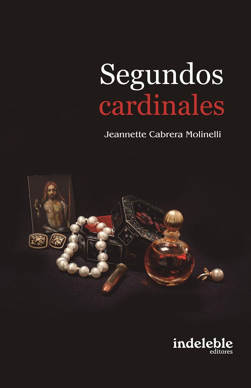 JEANETTE CABRERA portada frontal Segundos cardinales