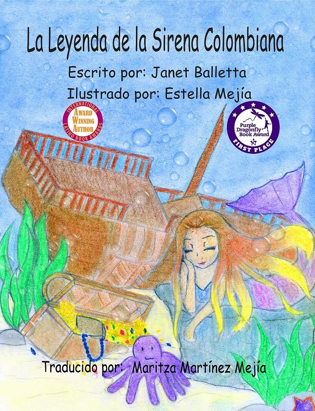 Janet Balleta Spanish Mermaid