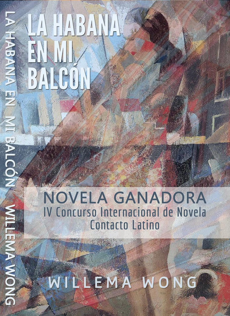 Willerma Wong La Habana en mi balcon_COVER