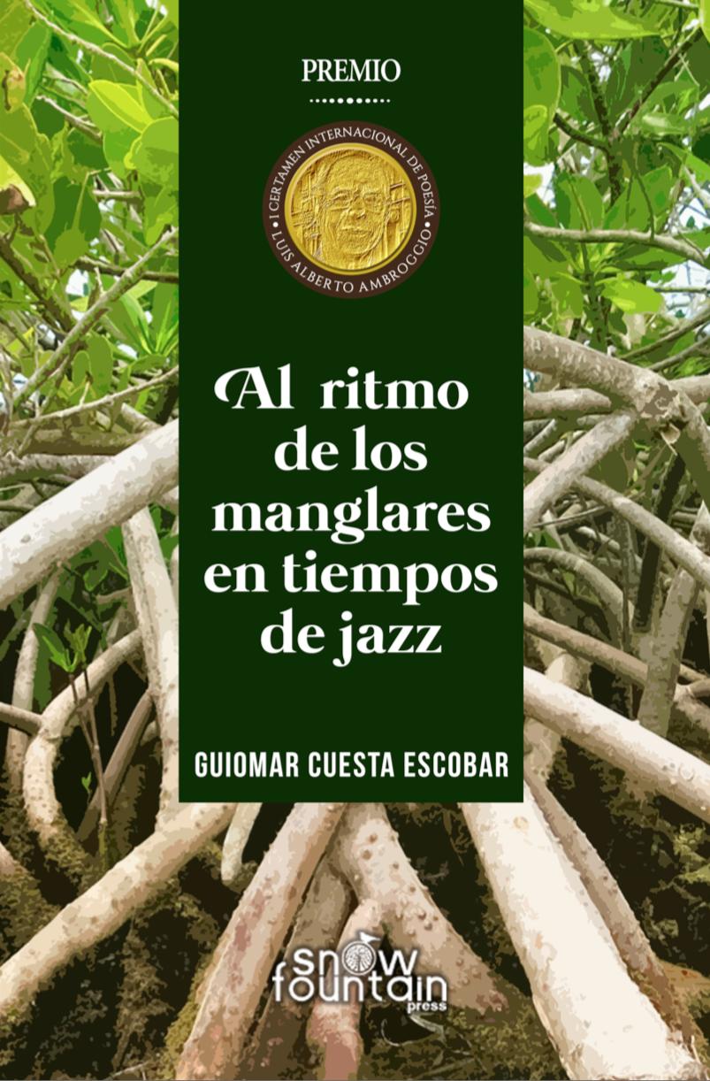 Portada - Al Ritmo de los manglares en tiempos de Jazz - Guiomar